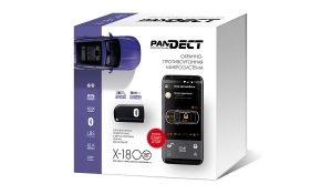 Pandect X-1800 BT + RMD 5M
