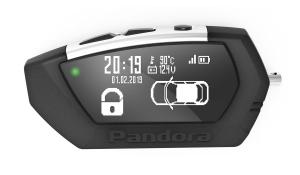 Pandora D-022 remote for Pandora DX-91 LoRa, DX-90 Lora and Pandect X-3190