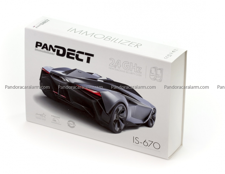 Иммобилайзер pandect is-670 autostudio. Ru.