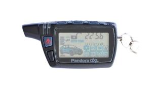 D-500 remote for Pandora DXL 5000