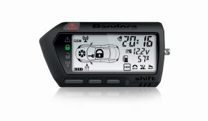 Pandora D-707 remote for Pandect X-3050, X-3150