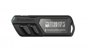 Pandora D-030 remote for the Bluetooth systems