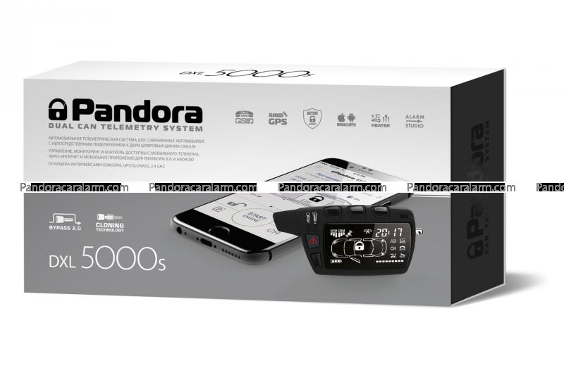 Pandora DXL 5000 S - price $576 International Alarm Systems and ...